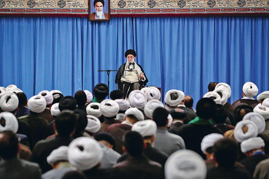 Iranian-Supreme-Leader-Ayatollah-Ali-Khamenei-(46774070)