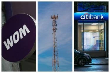 WOM contrata a Citi para vender su red de antenas