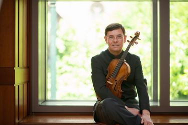 """Roberto Díaz, presidente del Curtis Institute: """"Todos conocemos el poder de la música y encontramos consuelo en ella"""""""