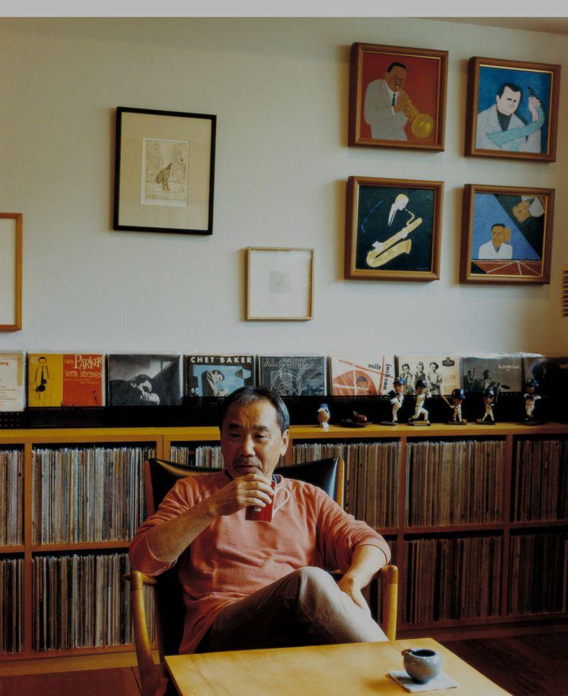 Murakami -Discos