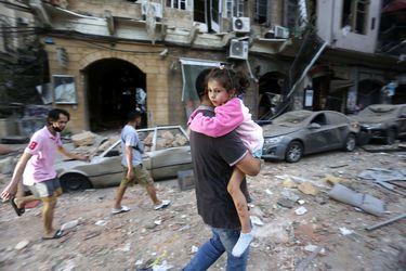 El Líbano después de la explosión