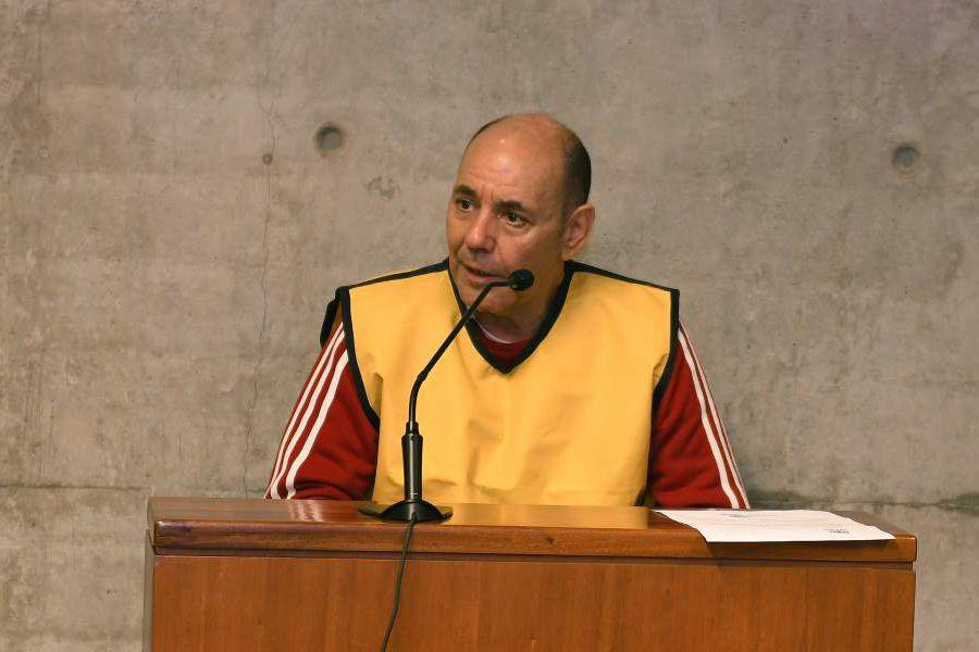 Mauricio Hernández Norambuena declara ante Mario Carroza