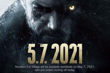 El terror acecha en la oscuridad del nuevo tráiler de Resident Evil Village