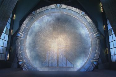 Stargate-shield