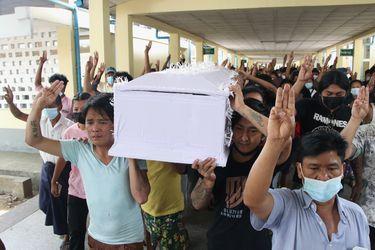 Más de 500 civiles han perdido la vida en Myanmar desde el golpe de Estado