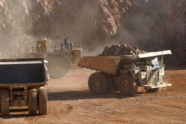 Escondida, minería