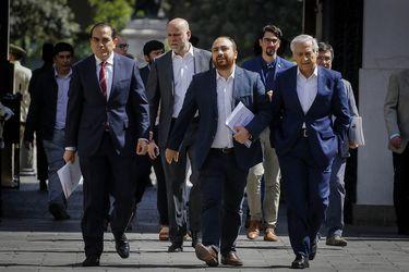 Presidentes de oposición