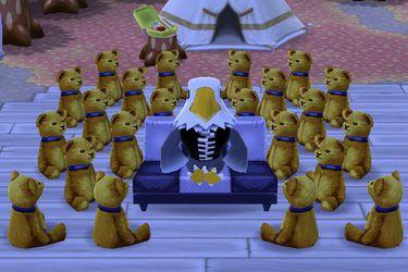 Los pertubadores campamentos creados en el nuevo Animal Crossing