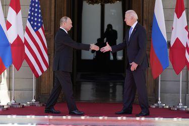 Cuando Joe se encontró con Vladimir