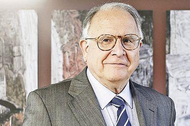 Alfonso Muga, presidente de  Comisión Nacional de Acreditación (CNA