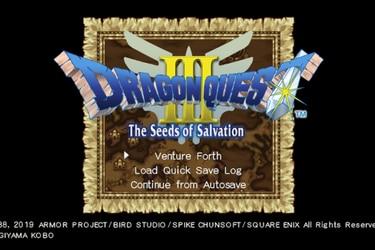 Los tres primeros Dragon Quest llegan a la Nintendo Switch