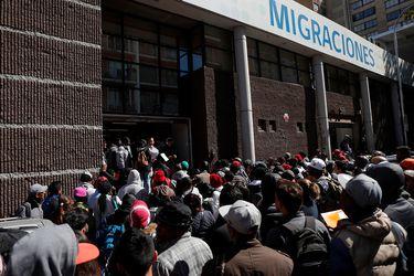 Interactivo: Cómo se distribuyen los extranjeros en Chile por regiones y comunas de la Región Metropolitana