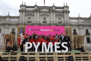 Sebasti‡n Pi–era inaugura Semana de la Pyme