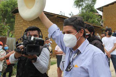 """Pedro Castillo dice que segunda vuelta con Keiko Fujimori será """"una competencia entre ricos y pobres"""""""
