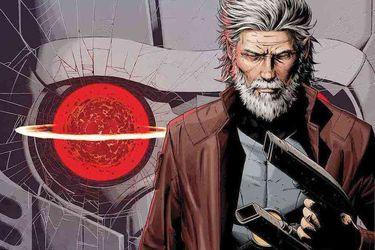 Marvel reveló la primera portada del cómic Old Man Quill