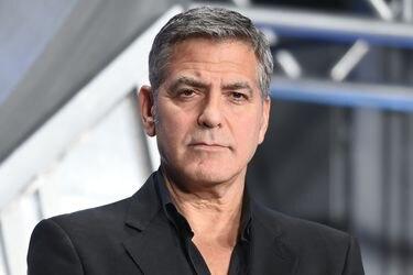 """George Clooney: """"El racismo es nuestra pandemia y en 400 años no hemos hallado una vacuna"""""""