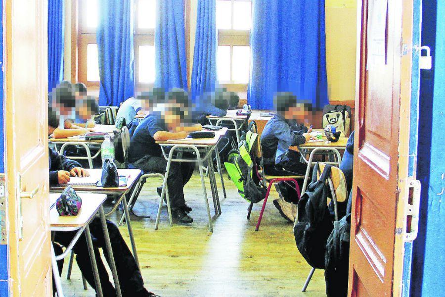 Colegio alumnos