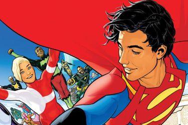 Una nueva portada para la Legión de Super-Héroes anticipa un cataclismo en el Universo DC