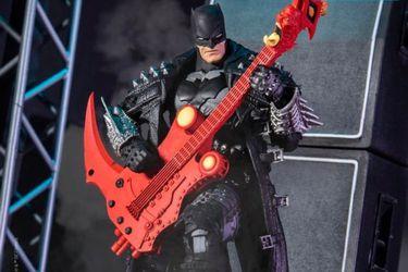 McFarlane Toys presentó sus figuras inspiradas en Dark Nights: Death Metal