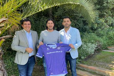 """Jaime Valdés le mandó un mensaje a los hinchas del SAU: """"Estoy feliz de vestir esta camiseta"""""""