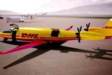 Compañía de carga planea la primera red de entrega usando vuelos eléctricos