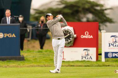 Morikawa sorprende y gana el PGA Championship