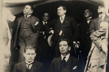Por un voto: Alessandri versus Barros Borgoño, a un siglo de la elección presidencial más reñida de la historia de Chile