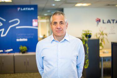 """Roberto Alvo, CEO de Latam: """"Este proceso nos permite seguir buscando ayuda de los gobiernos o de alguna otra institución financiera"""""""
