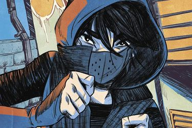 Así será Shadow of the Batgirl, el nuevo cómic sobre Cassandra Cain