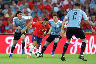 Canales de TV acuerdan mover la franja del plebiscito para no interrumpir partido de Chile vs Uruguay