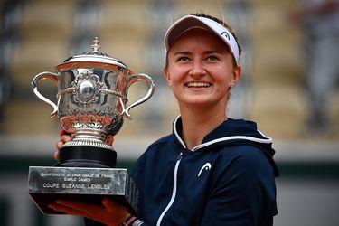 Barbora Krejcikova es reina en Francia: campeona de Roland Garros