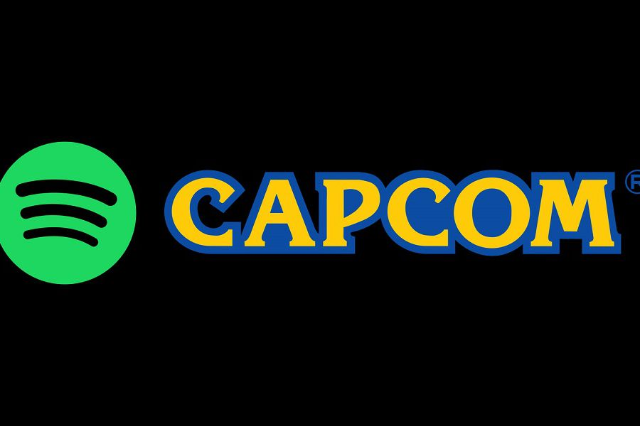 Capcom-Spotify