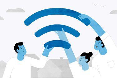 Nuevas redes compartidas llevan la tecnología un paso más allá en su uso doméstico