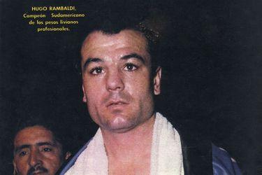 Hugo Rambaldi, ídolo del Teatro Caupolicán