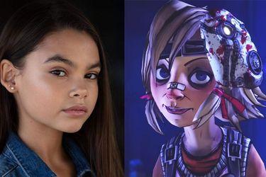 Ariana Greenblatt será Tiny Tina en la película de Borderlands