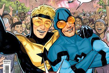Booster Gold y Blue Beetle tendrán su propia serie limitada escrita por Dan Jurgens
