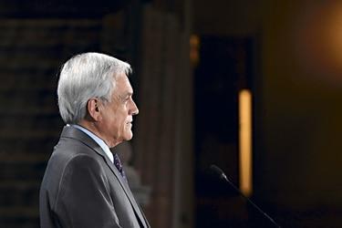 Piñera por pensiones