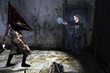 Sale a la luz imagen de juego cancelado de Silent Hill
