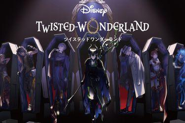 El juego para móviles Twisted Wonderland tendrá un anime de la mano de Disney+