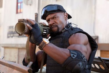 Terry Crews no estará en The Expendables 4 tras ser amenazado por denunciar a Adam Venit