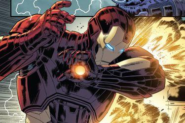 La precuela Marvel's Avengers adelantó el conflicto entre Iron Man y S.H.I.E.L.D