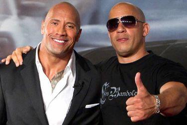 """Dwayne Johnson volvió a hablar sobre su disputa con Vin Diesel: """"Somos dos personas filosóficamente diferentes"""""""