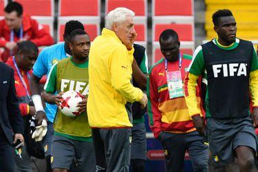 """Antes del debut, DT de Camerún alaba a la Roja: """"Es una de las mejores selecciones del mundo"""""""