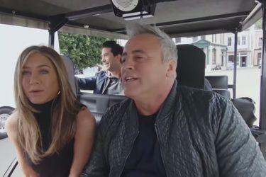 El elenco de Friends cantó el tema de la serie en su propio Carpool Karaoke