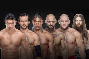 Triple H reveló como se verá el nuevo cinturón que debuta en NXT