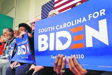 Primarias demócratas: la batalla por Carolina del Sur
