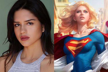 Sasha Calle será Supergirl en la película de The Flash