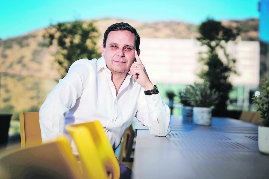 Alfonso Swett, empresario, expreidente de la CPC