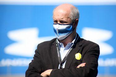 """Juan Tagle critica a Roberto Tobar y avisa: """"Vamos a apelar las tarjetas y a pedir una reunión con el jefe de árbitros"""""""