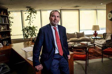 """Richard Von Appen: """"Gran parte del empresariado está postergando inversiones"""""""